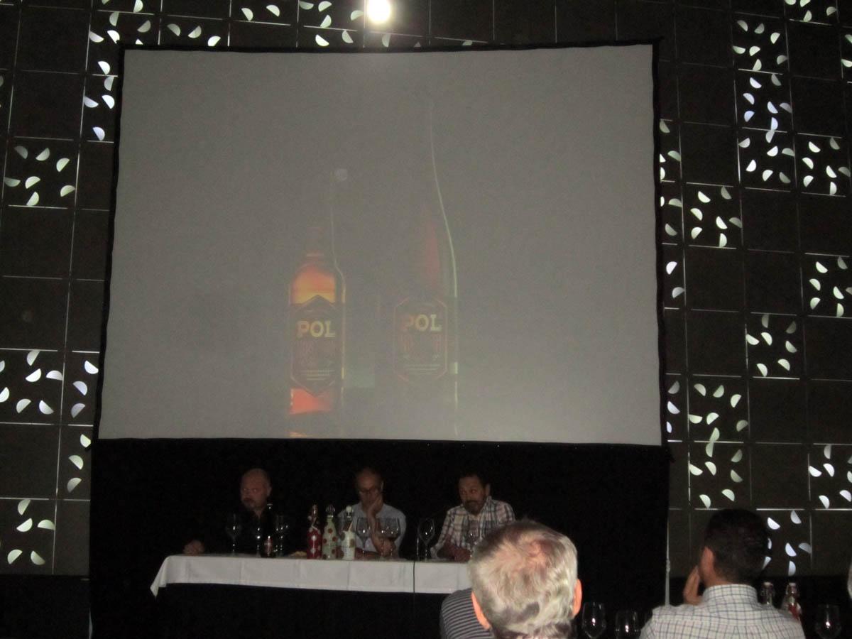 Cata de sangrías Lolea, cerveza artesanal Pol y congelados de Manjaral