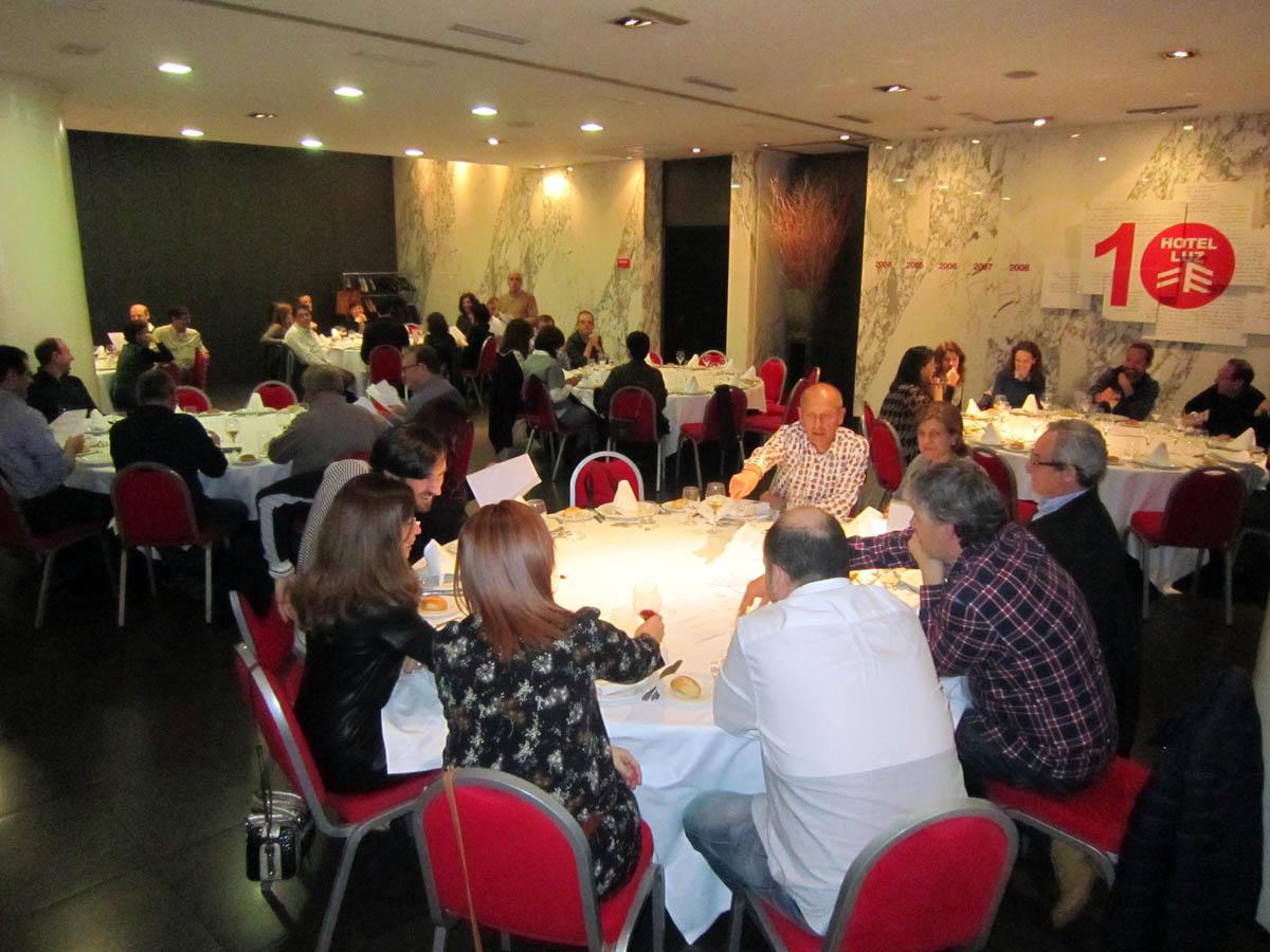 Cena y Asamblea Anual Ordinaria 2015